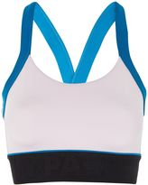 Ivy Park Colour Block Cross Back Bra