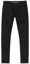 Denham Razor Slim Fit Jeans, Jet Black
