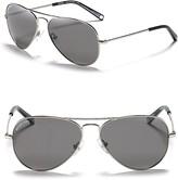 Michael Kors Jet Set Aviator Polarized Sunglasses