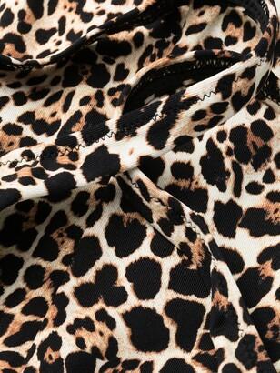 Anjuna Leopard-Print Swimsuit