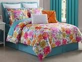 Fiesta 14781602CS Garden Comforter Set, Full