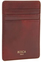 Thumbnail for your product : Bosca Old Leather Collection - Deluxe Front Pocket Wallet