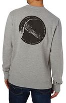 Billabong Sweatshirts Coffin Crew Sweatshirt - Grey Heather
