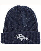 '47 Denver Broncos Back Bay Cuff Knit Hat