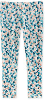 Epic Threads Mix and Match Metallic Heart-Print Leggings, Toddler & Little Girls (2T-6X), Only at Macy's