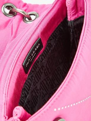 Kurt Geiger Fabric Mini Kensington Crossbody Bag