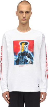 Fr2 Fxxking Rabbits THE ZOMBIE LS COTTON JERSEY T-SHIRT