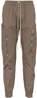 Rick Owens tapered cargo trousers