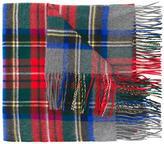 Johnstons 'Tartan Stoles Stewart' scarf