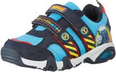 Thomas & Friends Train Tracks Toddler Lighted Athletic Shoe