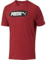 Puma Side Swipe Logo T-Shirt