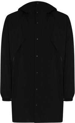 Gramicci 3Layer Big Flap coat