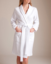 Laurence Tavernier Mini Matelassé Short Robe