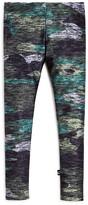 Terez Girls' Heather Camo Leggings - Sizes 4-6X