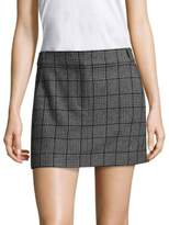 Tibi Aldridge Tweed Mini Skirt