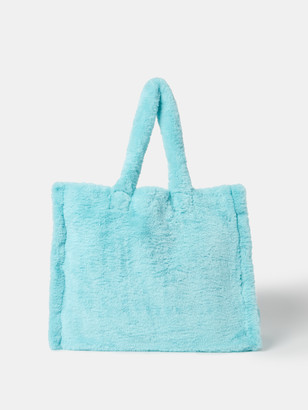 Stand Studio Lola Soft Teddy Tote Bag