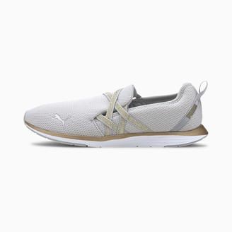 Puma Ella Ballet Metallic Women's Slip-On Shoes