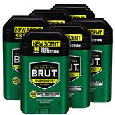 Brut Anti-Perspirant Plus Deodorant, Overdrive, 2 Ounce (Pack of 6)