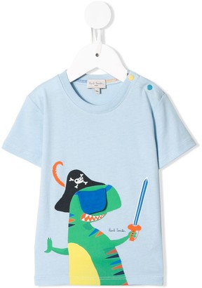 Paul Smith Pirate Dino T-shirt