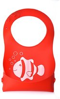 Changeshopping Cartoon Silicone Waterproof Baby Bibs Super Soft Infant Feeding Bibs New