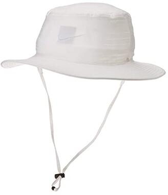 Nike UV Bucket Cap (White) Caps