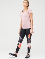 Under Armour Tech Twist T-Shirt - Pink