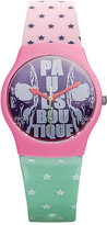 Pauls Boutique Ladies' Printed Pattern Strap Watch