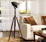Pottery Barn Photographer's Tripod Floor Lamp