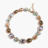 J.Crew Jewel box necklace