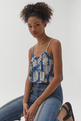Urban Outfitters Luciana Bubble Hem Cami