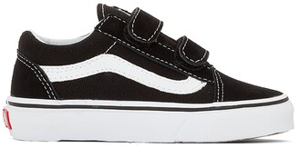Vans UY Old Skool V Kids Touch 'n' Close Trainers