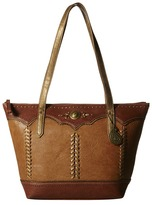 American West Grand Junction Zip Top Tote