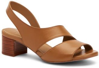 Aquatalia Emory Weatherproof Leather Sandal