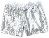 Diesel Girls 7-16) Sequin Embellished Shorts