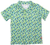 Zutano Lucky You Polo Shirt (Toddler) - Multicolor-2T
