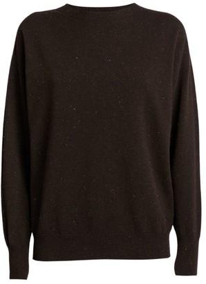 Peserico Virgin Wool-Blend Lurex Sweater