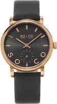 SO & CO New York Women's 5093L.5 Madison Analog Wrist Watch