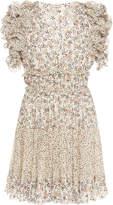 Ulla Johnson Ivy Puff Sleeve Dress
