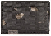 Tumi ID Lock Alpha Printed Slim Card Case
