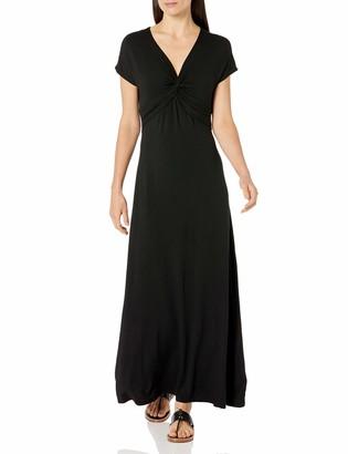 Amazon Essentials Twist Front Maxi Dress