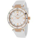 Seapro Women's SP6413 Seductive Analog Display Swiss Quartz White Watch