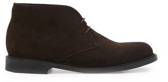 Jm Weston Chukka lace-up ankle boots