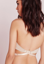Missguided Low Back Converter Nude