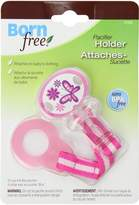 Born Free Pacifier Holder - Pink