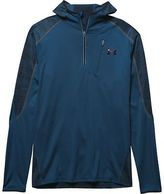Under Armour HeatGear Coolswitch Run Podium 1/4-Zip Hooded Shirt - Long-Sleeve -