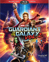 Disney Guardians of the Galaxy Vol. 2 Blu-ray Combo Pack