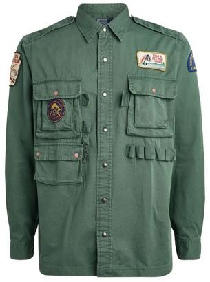 Ralph Lauren Fishing Patch Field Jacket