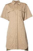 Marni loost-fit shirt dress