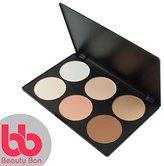 Beauty Bon Contour kit, 6 colors