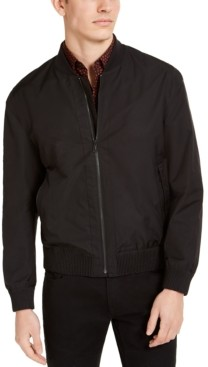 HUGO Men's Bado Bomber Jacket